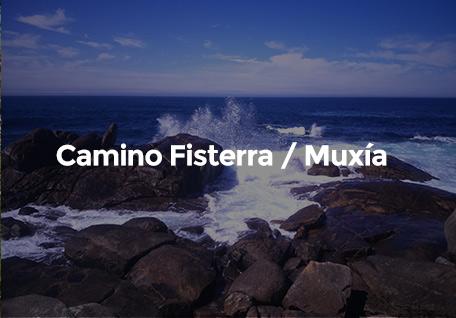 camino fisterra / muxia