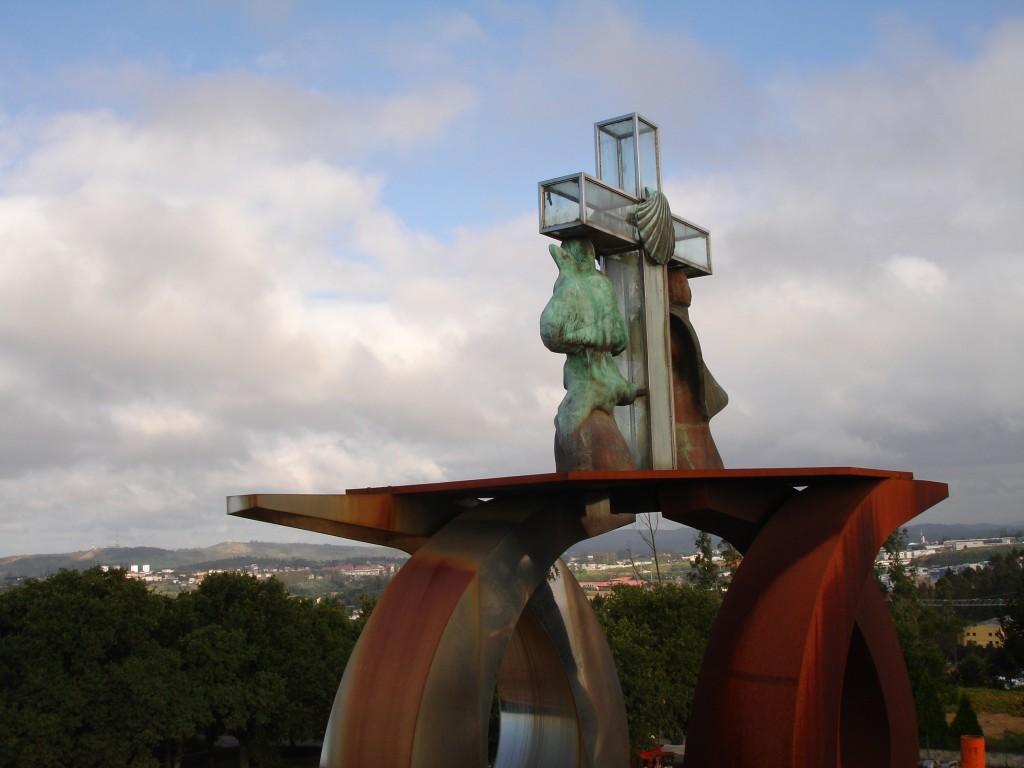 Monumento Monte do Gozo