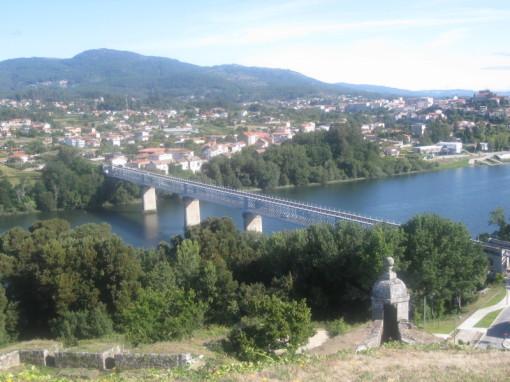 Camino Portugués - Puente Internacional de Tui