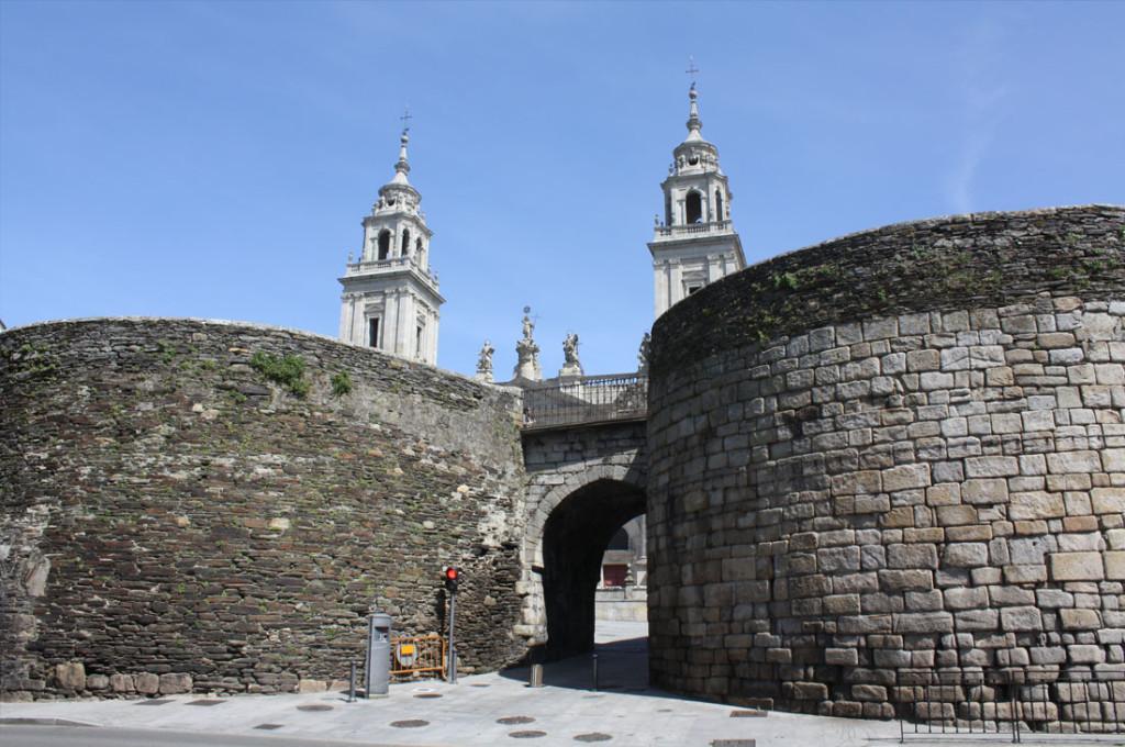 Murallas de Lugo