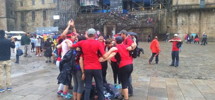 Record absoluto: El Camino de Santiago traspasa la barrera de los 300.000 en 2017