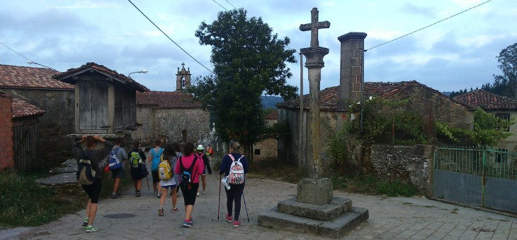 ¿Te vienes al Camino de Santiago en Semana Santa?