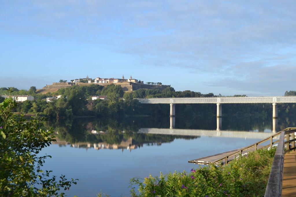 Puente Internacional Tui Camino Portugues