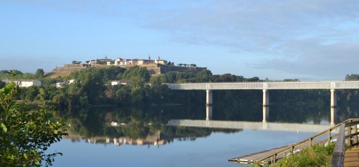 El Monte do Gozo y el Puente Internacional de Tui serán tramos de peaje para los peregrinos