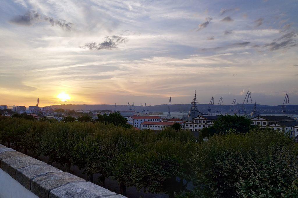 Ferrol Camino Inglés