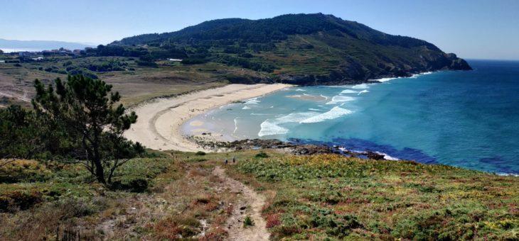 Las mejores playas del Camiño dos Faros
