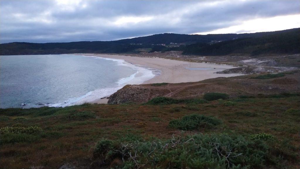 Praia do Rostro