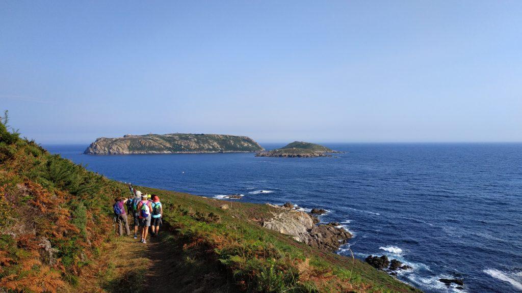 Islas Sisargas - Camiño Dos Faros