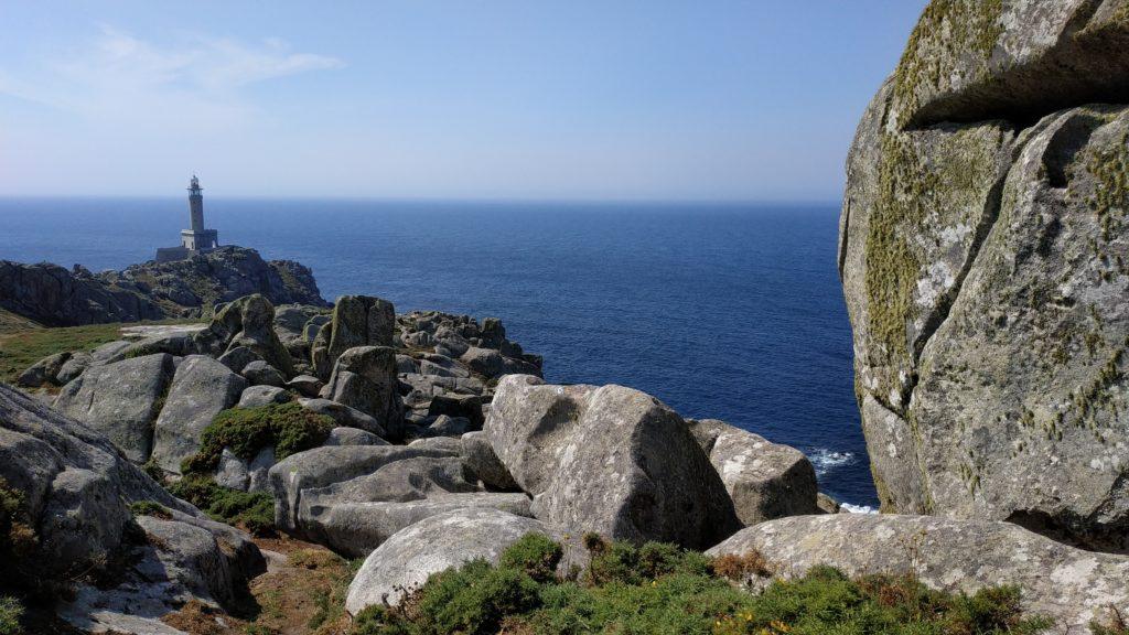 Faro de Punta Nariga - Camiño dos Faros