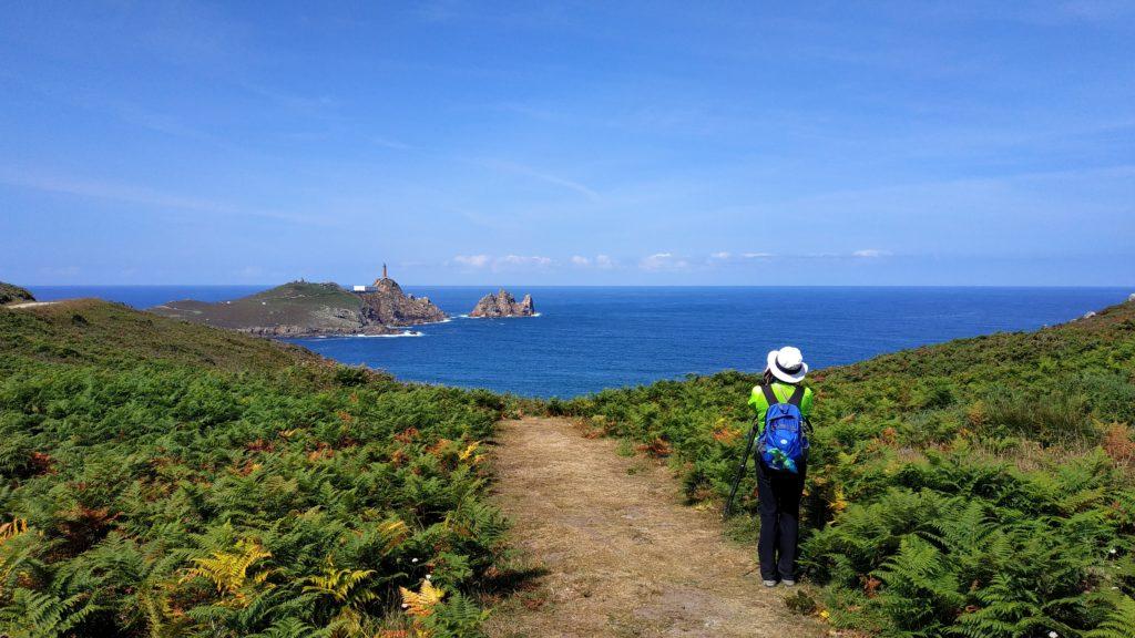 Faro de Cabo Vilan - Camiño do Faros