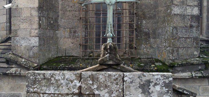 La cruz de los harapos, un recuerdo de las grandes epidemias de la edad media